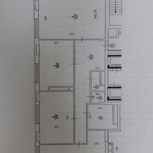 Планировка ЖК Мегаполис 167 м2